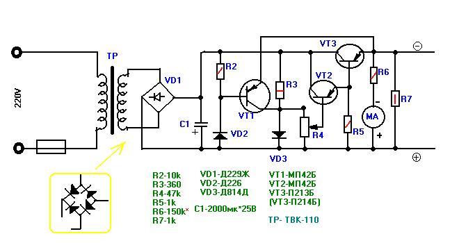 Зарядное устройство 5 вольт 2 ампера своими руками